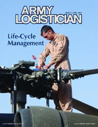 Army Logistician; March-April 2005 Volume 37, Issue 2 by Paulus, Robert D.
