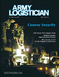 Army Logistician; May-June 2009 Volume 41, Issue 3 by Paulus, Robert D.