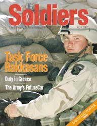 Soldiers Magazine : Volume 57, Issue 4 ;... by Mcleary, Carrie
