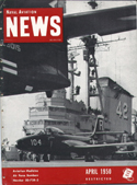 Naval Aviation News : April 1950 Volume April 1950 by U. S. Navy