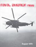 Naval Aviation News : August 1979 Volume August 1979 by U. S. Navy