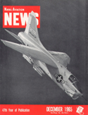 Naval Aviation News : December 1965 Volume December 1965 by U. S. Navy