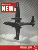 Naval Aviation News : February 1955 Volume February 1955 by U. S. Navy