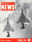 Naval Aviation News : February 1964 Volume February 1964 by U. S. Navy