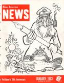 Naval Aviation News : January 1963 Volume January 1963 by U. S. Navy