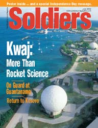 Soldiers Magazine : Volume 57, Issue 7 ;... by Mcleary, Carrie