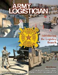 Army Logistician; July-August 2007 Volume 39, Issue 4 by Paulus, Robert D.