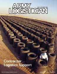 Army Logistician; July-August 2005 Volume 37, Issue 4 by Paulus, Robert D.