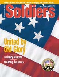 Soldiers Magazine : Volume 57, Issue 6 ;... by Mcleary, Carrie