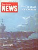 Naval Aviation News : March 1972 Volume March 1972 by U. S. Navy