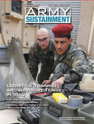 Army Sustainment; March-April 2010 Volume 42, Issue 2 by Paulus, Robert D.
