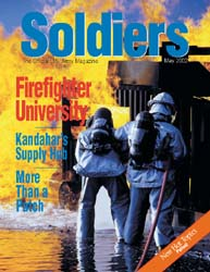 Soldiers Magazine : Volume 57, Issue 5 ;... by Mcleary, Carrie