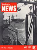 Naval Aviation News : May 1967 Volume May 1967 by U. S. Navy