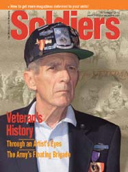Soldiers Magazine : Volume 57, Issue 11 ... by Mcleary, Carrie