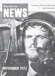 Naval Aviation News : November 1972 Volume November 1972 by U. S. Navy