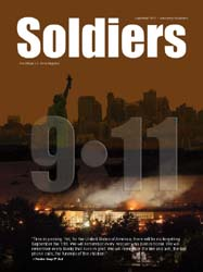 Soldiers Magazine : Volume 66, Issue 9 ;... by Mcleary, Carrie