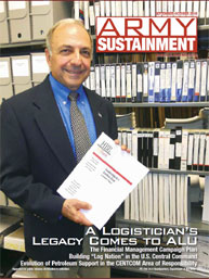Army Sustainment; September-October 2010 Volume 42, Issue 5 by Paulus, Robert D.