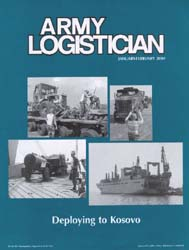 Army Logistician; January-February 2000 Volume 32, Issue 1 by Heretick, Janice W.