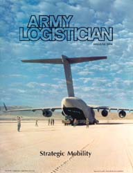 Army Logistician; May-June 2000 Volume 32, Issue 3 by Heretick, Janice W.