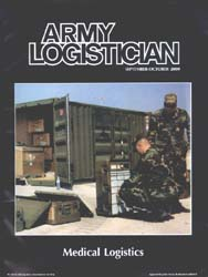 Army Logistician; September-October 2000 Volume 32, Issue 5 by Heretick, Janice W.