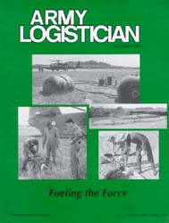 Army Logistician; July-August 1999 Volume 31, Issue 4 by Speights, Terry R.