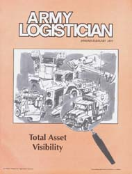 Army Logistician; January-February 2001 Volume 33, Issue 1 by Heretick, Janice W.