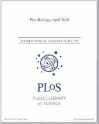 Monthly Biology Journal : Plos Biology A... Volume 8 by Bloom, Theodora