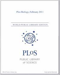 Monthly Biology Journal : Plos Biology F... Volume 9 by Bloom, Theodora