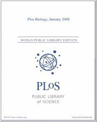 Monthly Biology Journal : Plos Biology J... Volume 6 by Bloom, Theodora