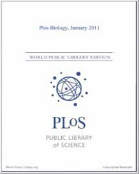 Monthly Biology Journal : Plos Biology J... Volume 9 by Bloom, Theodora