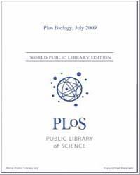 Monthly Biology Journal : Plos Biology J... Volume 7 by Bloom, Theodora