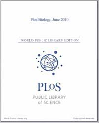 Monthly Biology Journal : Plos Biology J... Volume 8 by Bloom, Theodora