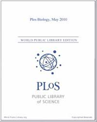Monthly Biology Journal : Plos Biology M... Volume 8 by Bloom, Theodora