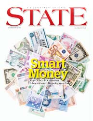 State Magazine : Issue 539 ; November 20... Volume Issue 539 by Wiley, Rob