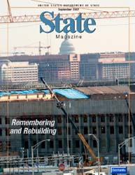 State Magazine : Issue 456 ; September 2... Volume Issue 456 by Wiley, Rob