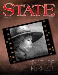 State Magazine : Issue 549 ; October 201... Volume Issue 549 by Wiley, Rob