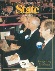 State Magazine : Issue 454 ; November 20... Volume Issue 454 by Wiley, Rob