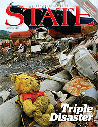 State Magazine : Issue 559 ; September 2... Volume Issue 559 by Wiley, Rob