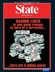 State Magazine : Issue 473 ; February 20... Volume Issue 473 by Wiley, Rob