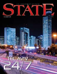 State Magazine : Issue 561 ; November 20... Volume Issue 561 by Wiley, Rob