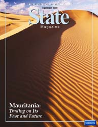 State Magazine : Issue 467 ; September 2... Volume Issue 467 by Wiley, Rob
