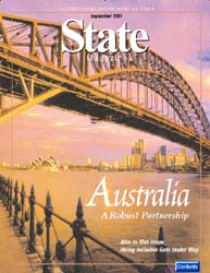 State Magazine : Issue 449 ; September 2... Volume Issue 449 by Wiley, Rob