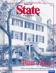 State Magazine : Issue 451 ; November 20... Volume Issue 451 by Wiley, Rob
