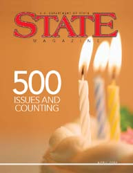 State Magazine : Issue 504 ; April 2006 Volume Issue 504 by Wiley, Rob