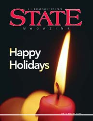 State Magazine : Issue 497 ; December 20... Volume Issue 497 by Wiley, Rob