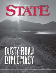 State Magazine : Issue 515 ; April 2007 Volume Issue 515 by Wiley, Rob