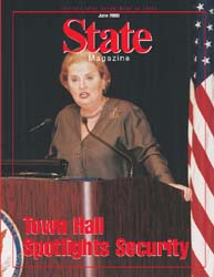 State Magazine : Issue 437 ; June 2000 Volume Issue 437 by Wiley, Rob