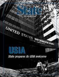 State Magazine : Issue 424 ; September 1... Volume Issue 424 by Wiley, Rob