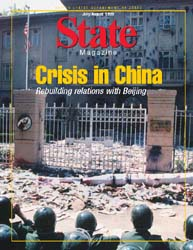 State Magazine : Issue 425 ; July-August... Volume Issue 425 by Wiley, Rob
