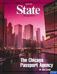 State Magazine : Issue 461 ; March 2002 Volume Issue 461 by Wiley, Rob